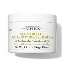 Olive Fruit Oil Deeply Reparative Hair Pak, , large