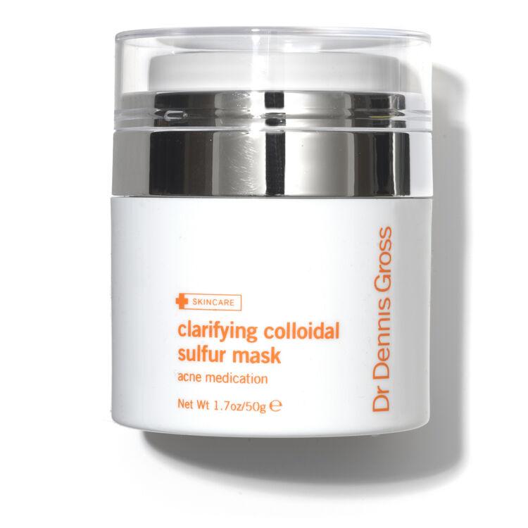 Clarifying Colloidal Sulfur Mask, , large