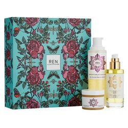 Tis the Season to Feel Rosey - Luxury Rose Gift Set, , large