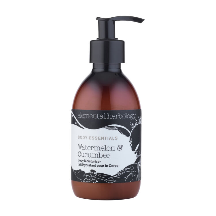 Watermelon and Cucumber Body Moisturiser 240ml, , large