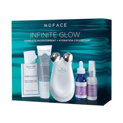 NuFACE Trinity Infinite Glow Microcurrent + Hydration Collection, , large