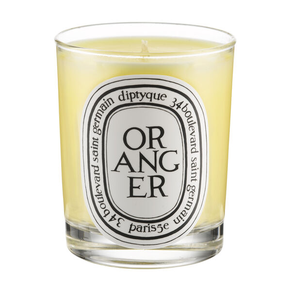 Oranger Scented Candle 190g, , large
