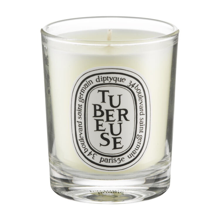 Tubereuse Scented Mini Candle, , large