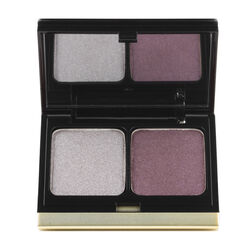 The Eyeshadow Duo, 201 SILVER/PLUM SHIMMER, large