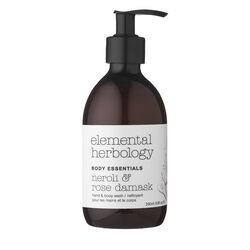 Neroli & Rose Damask Hand & Body Wash, , large