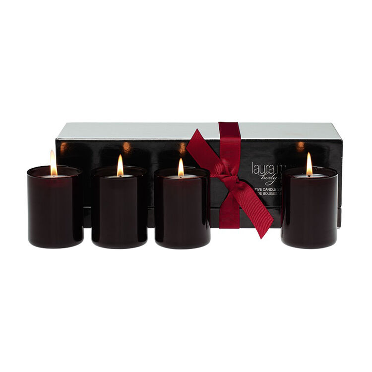 Laura Mercier Scented Candle: LAURA MERCIER Votive Candle Sampler Collection