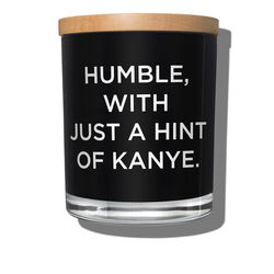 Humble With A Hint Of Kayne Candle, , large