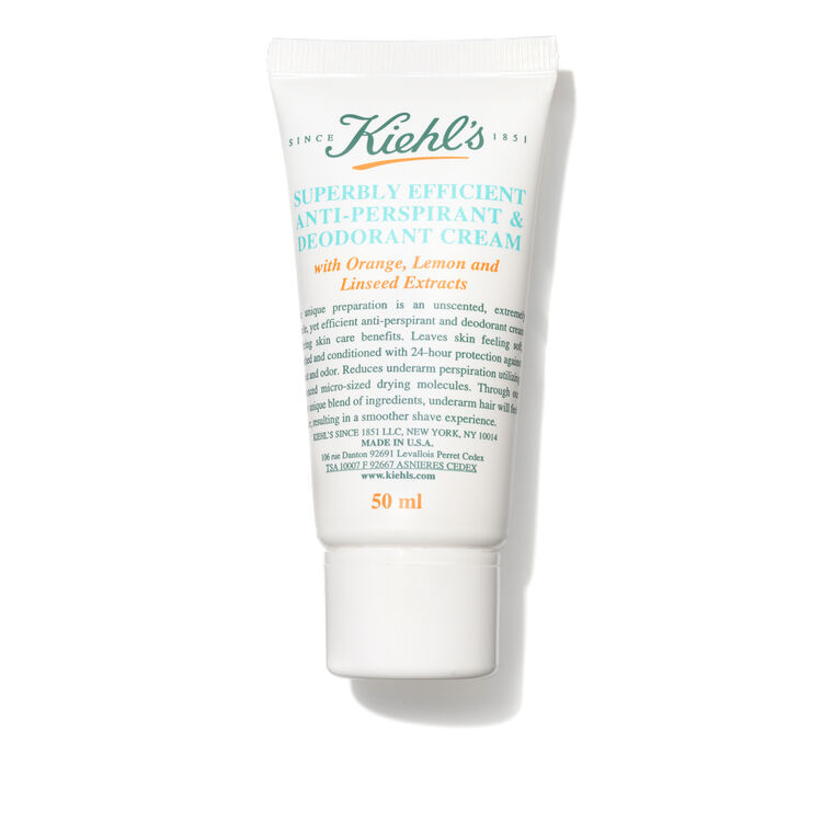 Superbly Efficient Anti-perspirant and Deodorant Cream 50ml, , large