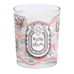 Rose Delight Candle Limited Edition, , large