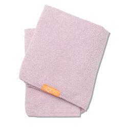 Aquis Hair Towel Lisse Luxe - Desert Rose, DESERT ROSE, large