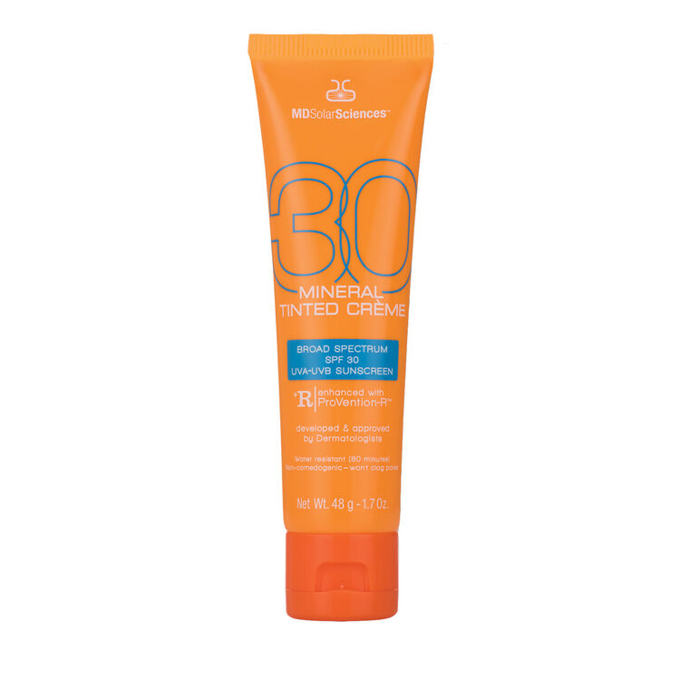 Mineral Tinted Crème Broad Spectrum SPF 30+, , large