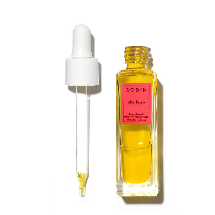 Geranium & Orange Blossom Luxury Face Oil, , large