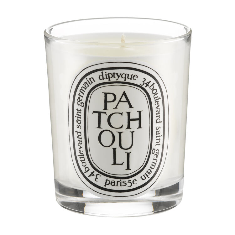 Patchouli Scented Candle 190g, , large