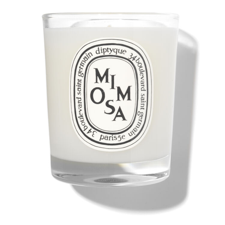 Mimosa Mini Candle, , large