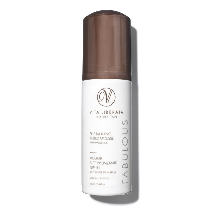 Self Tanning Tinted Mousse, , large