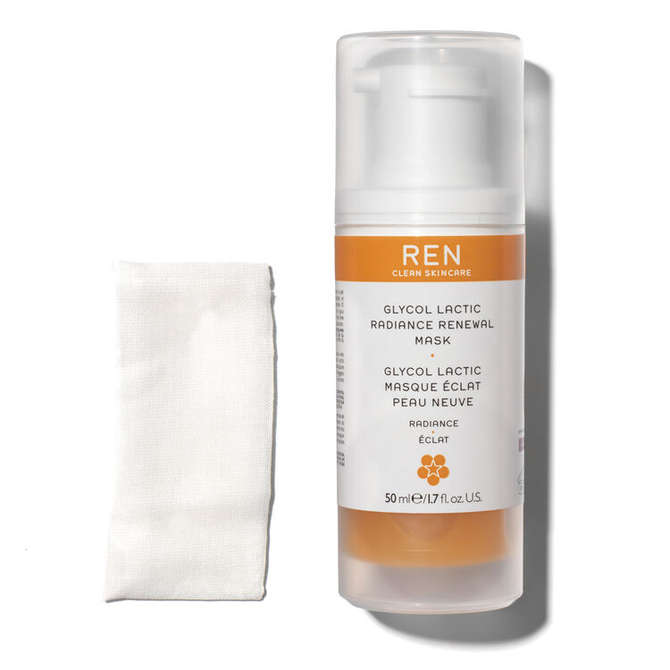 Glycol Lactic Radiance Renewal Mask, , large