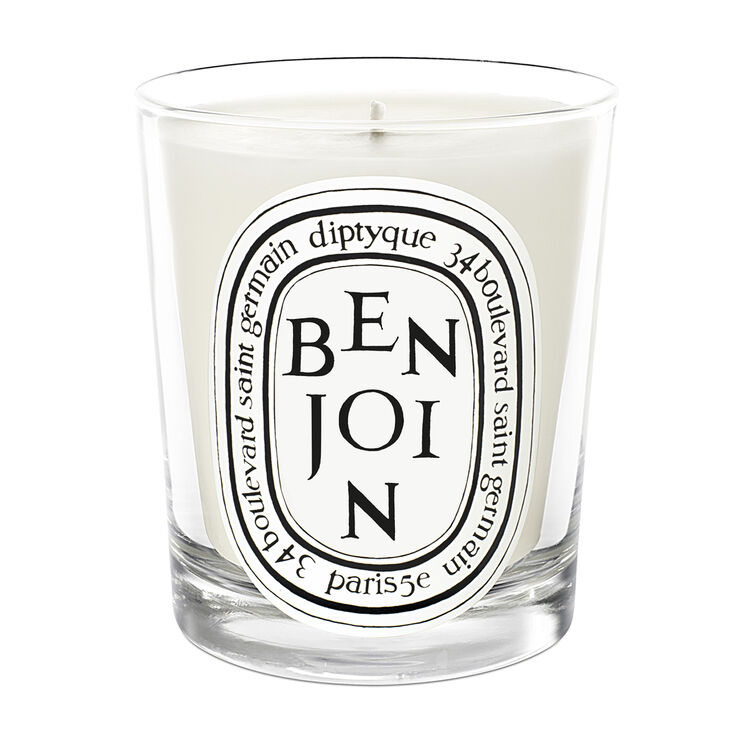 Benjoin Scented Candle 190g, , large