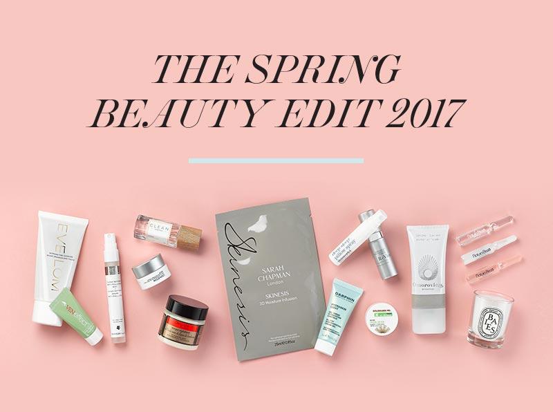 Spring Beauty Edit 2017 - Bag