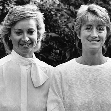 Geraldine Howard & Sue Beechey