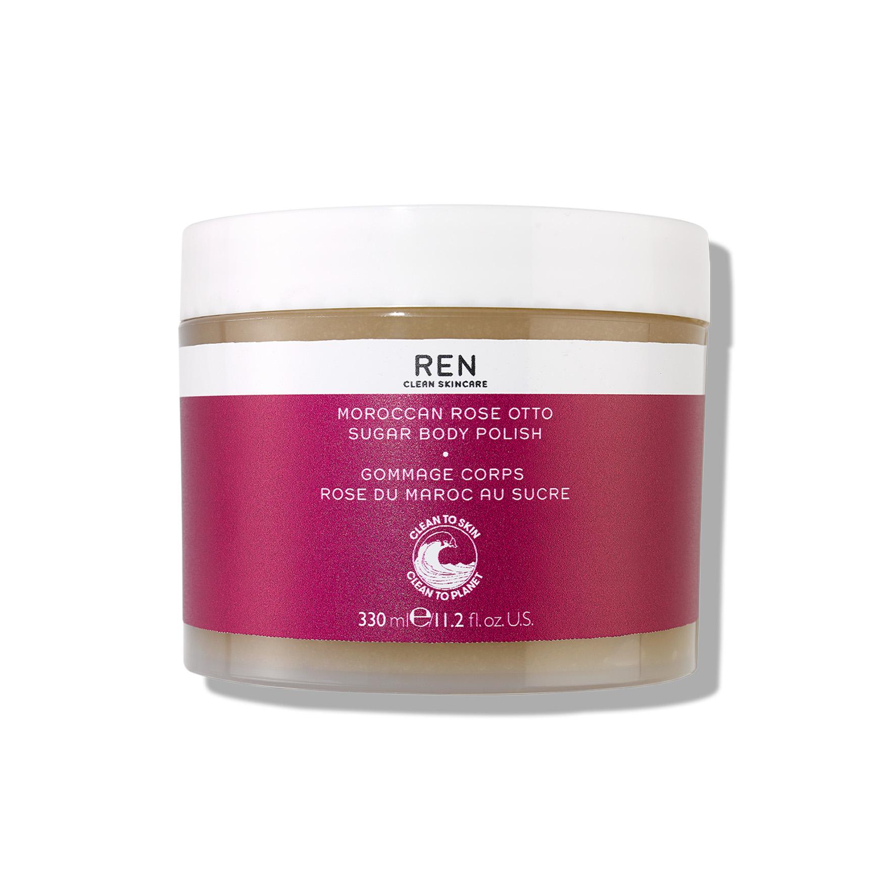 Moroccan Rose Otto Sugar Body Polish, , large