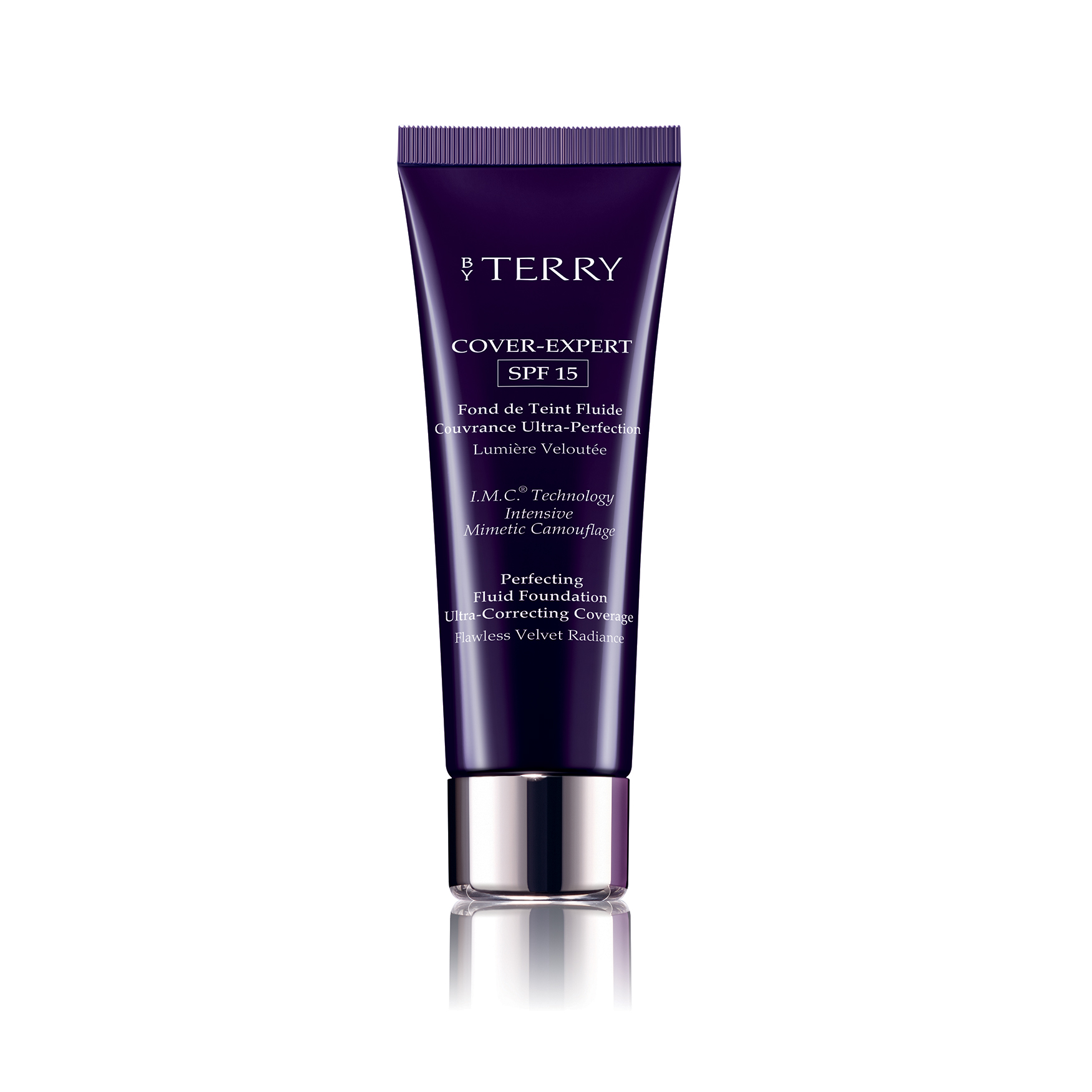 BY TERRY Cover-Expert Perfecting Fluid Foundation   Octer
