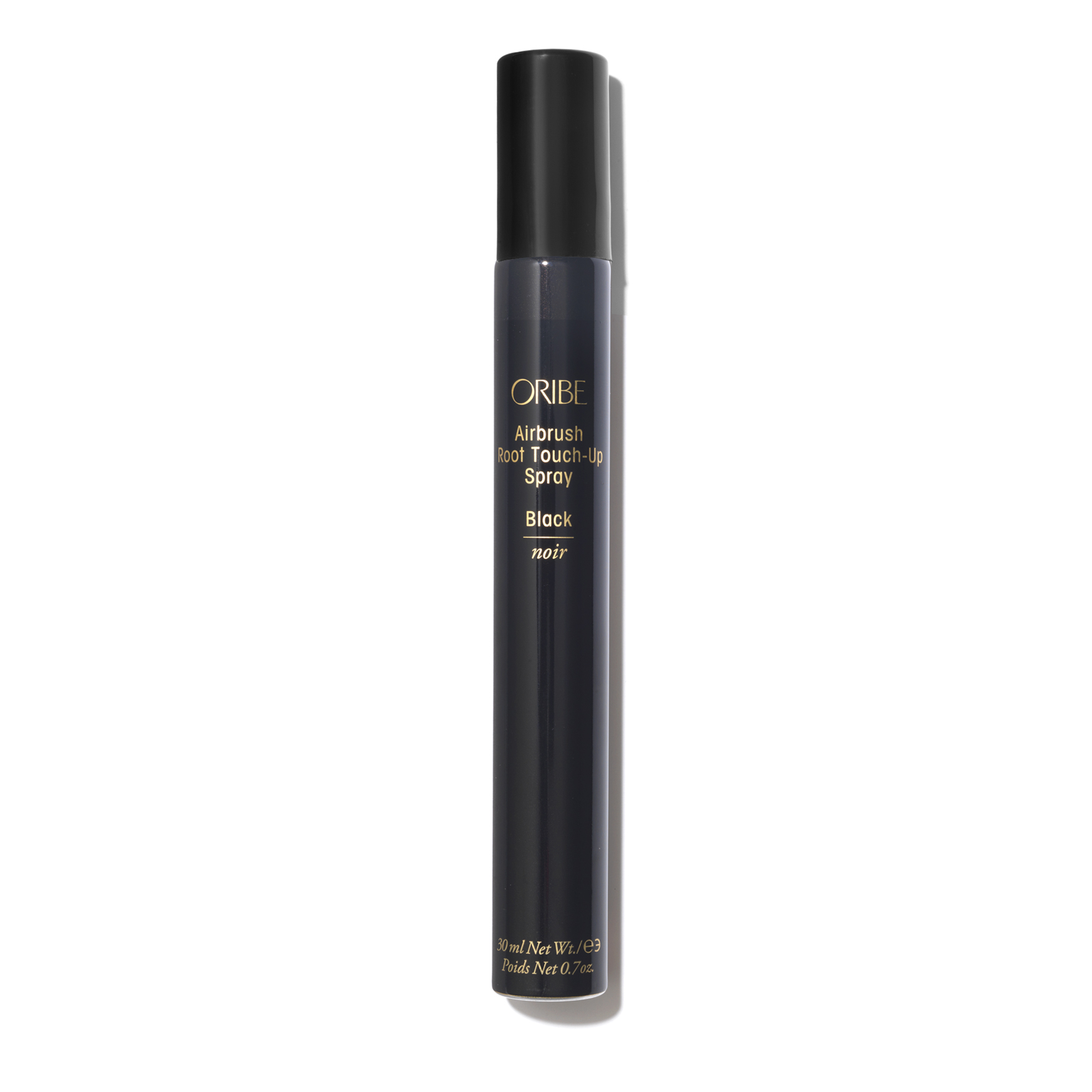 Airbrush Root Touch Up Spray, BLACK 30ML, large