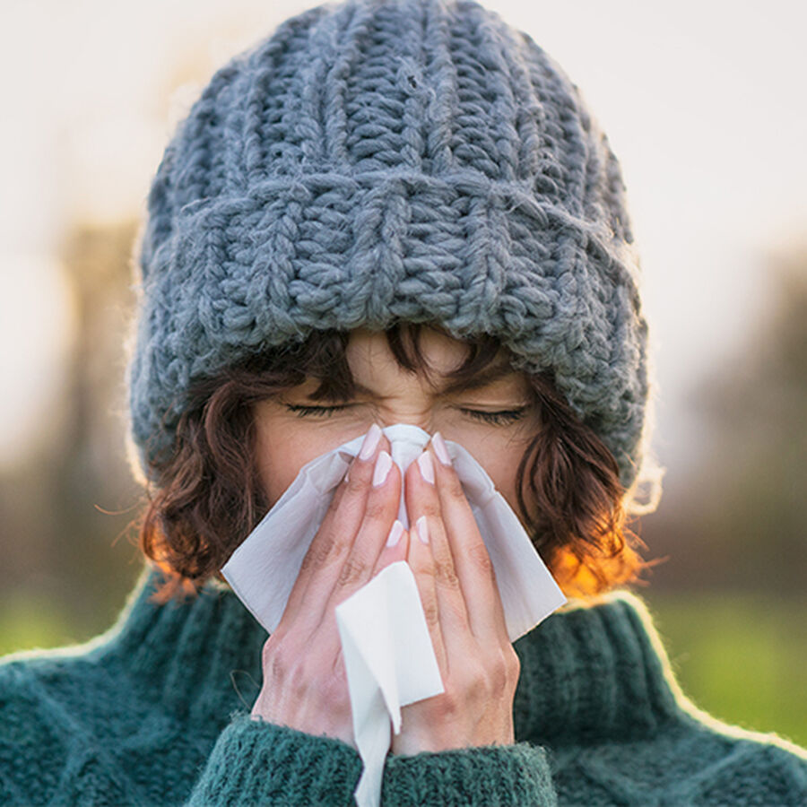 THE ART OF | Tricks To Cover Up A Cold