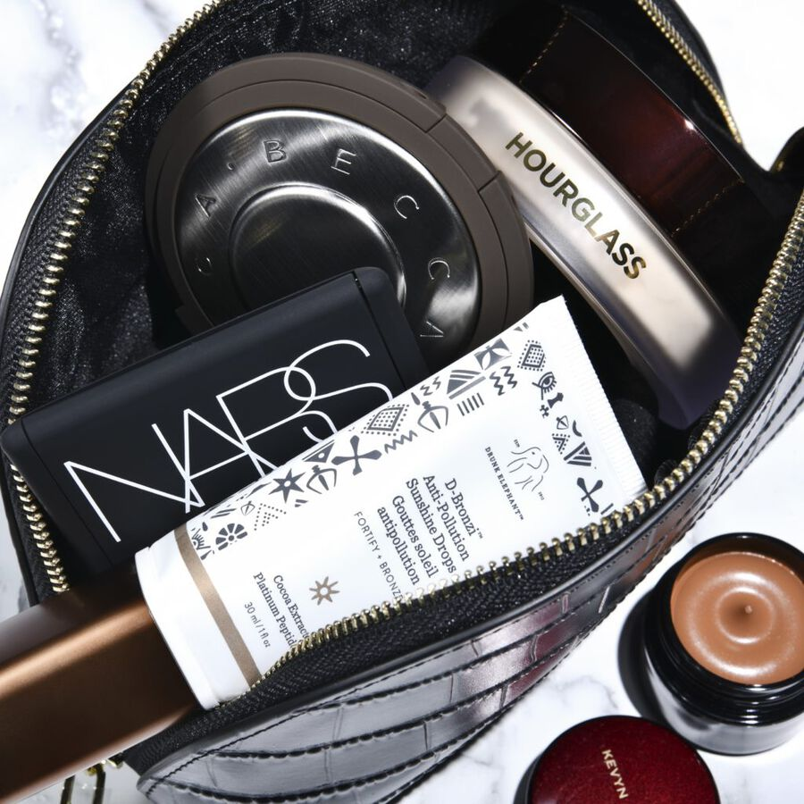 The Best Makeup To Give Dark Skin Tones A Glow