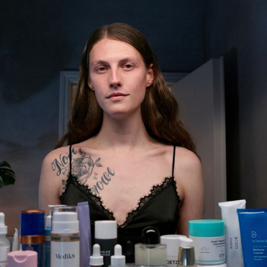 Harlow On Her Everyday Skincare Routine