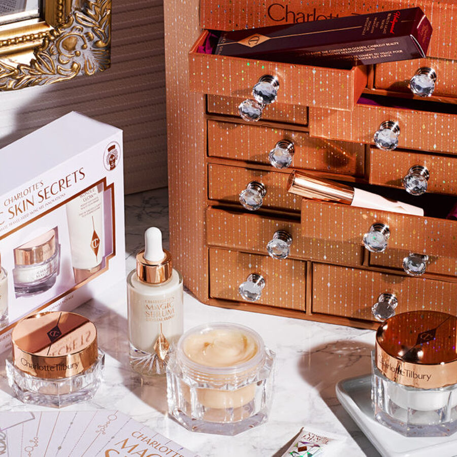 MOST WANTED | We Unwrap Charlotte Tilbury's Holiday Collection