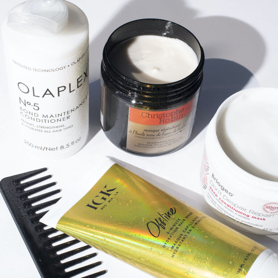 UNCOVERED | How To Use Hair Masks To Keep Your Hair Looking Salon Fresh