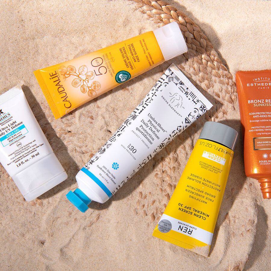IN FOCUS | Five Reasons To Wear Sunscreen
