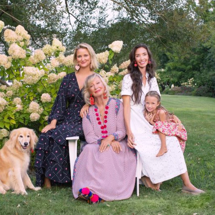 The Chantecaille Family On Life In Lockdown