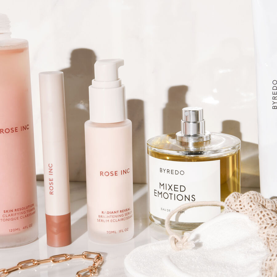 Rosie Huntington-Whiteley On Her Balancing Skincare Routine