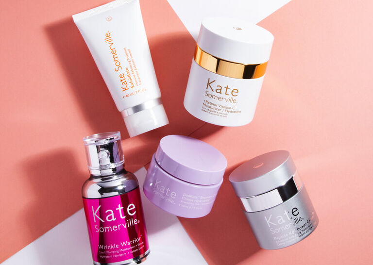 Glow & Go Bespoke facials with Kate Somerville