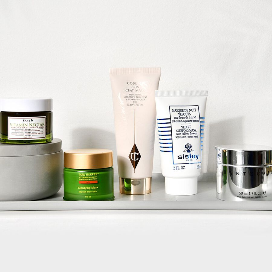 Go-To Masks for Seasonal Skin