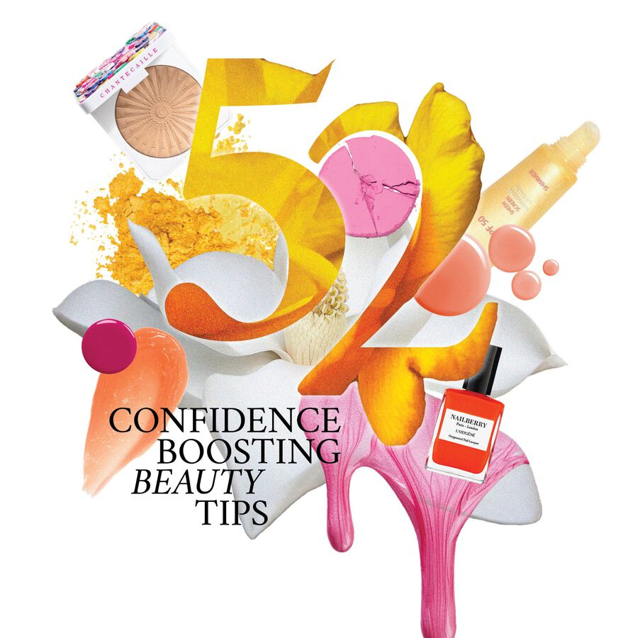 Insider Tips | 52 Confidence Boosting Beauty Tips