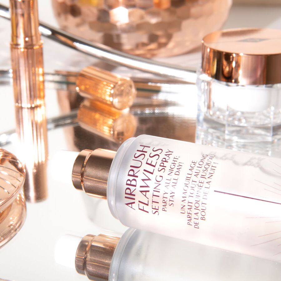 Tried & Tested: Charlotte Tilbury Airbrush Flawless Setting Spray