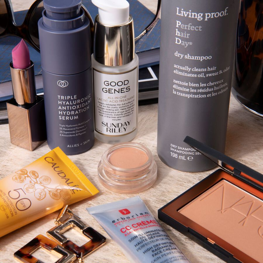 Perdita Nouril On Her Multitasking Beauty Tips For Mums