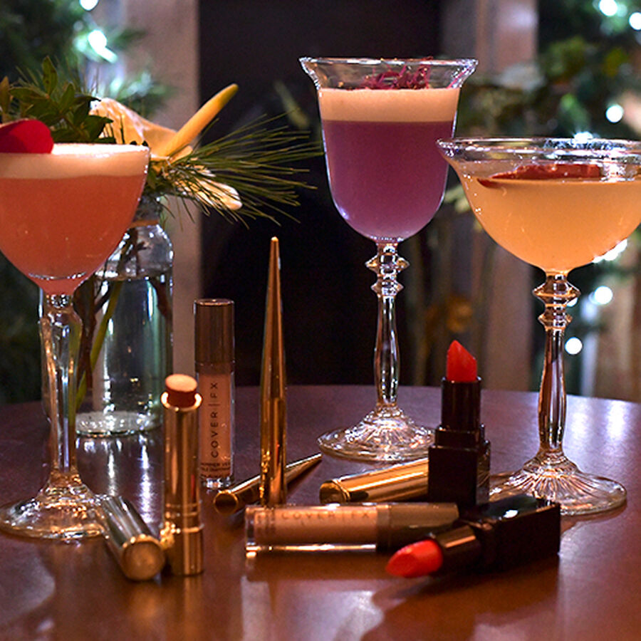 THE ART OF | Cocktail & Lipstick Pairings