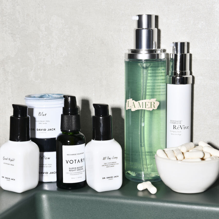 SPACE SESSIONS   Dr David Jack On Supercharged Skincare