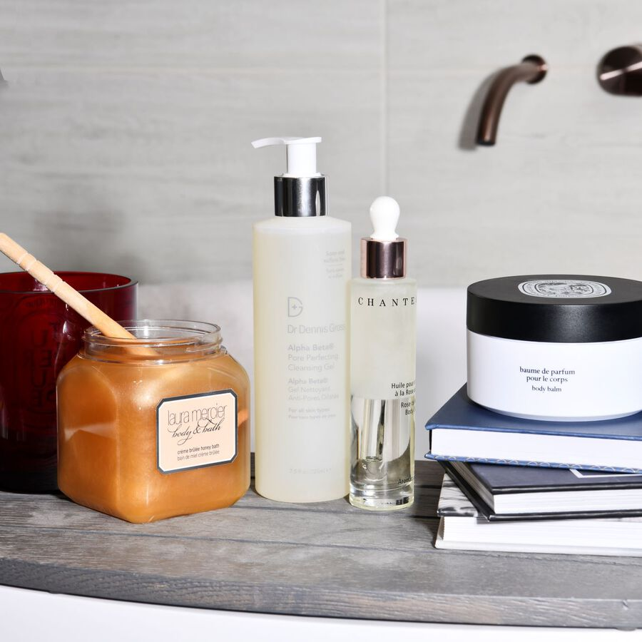 Annabel Rivkin On Relaxing Bath Rituals