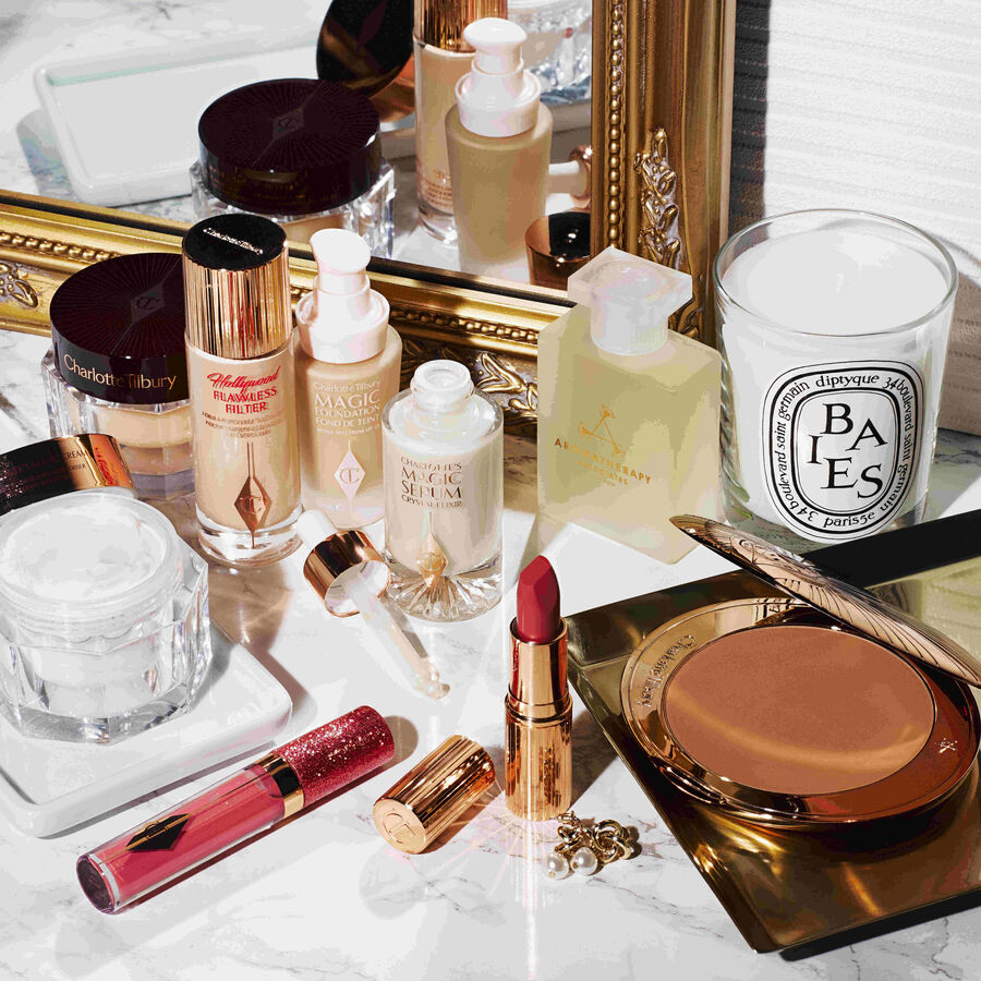ADVICE | Charlotte Tilbury On Her Wind Down Routine