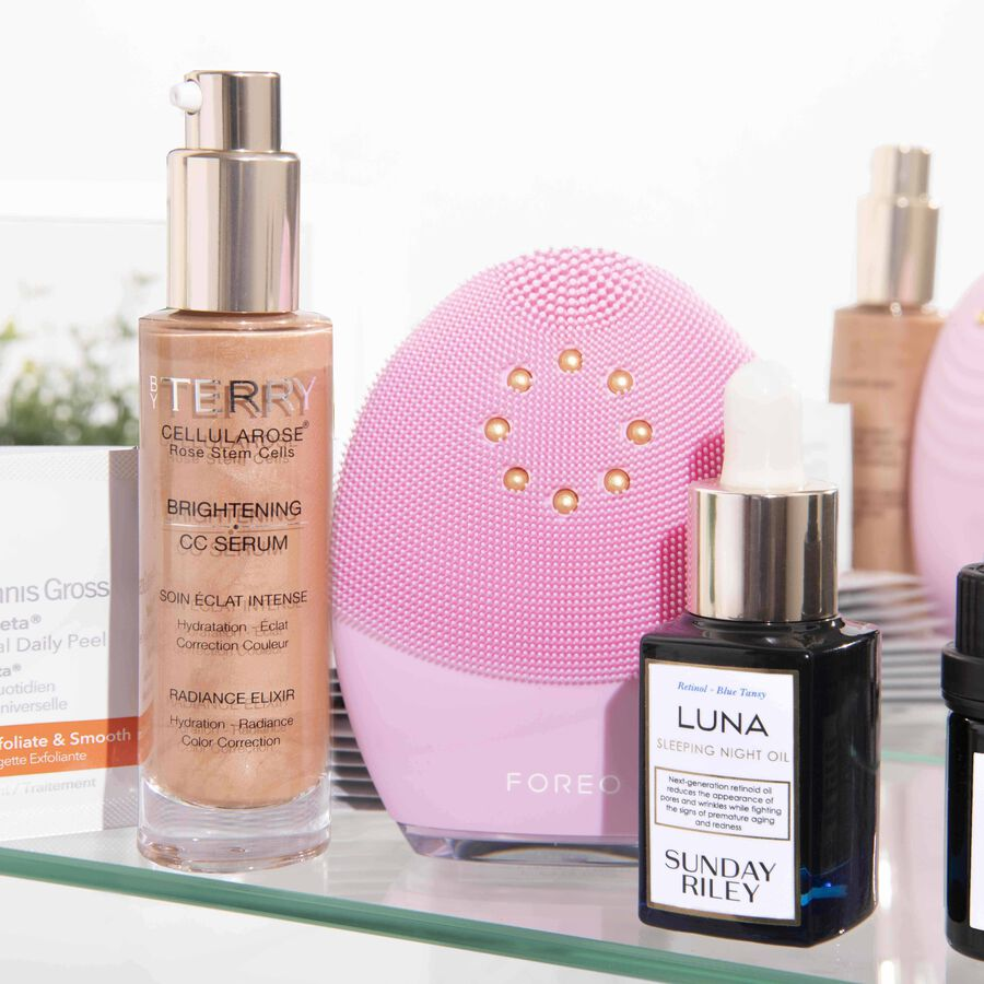 ADVICE | Counter Intelligence: The Skincare Superchargers