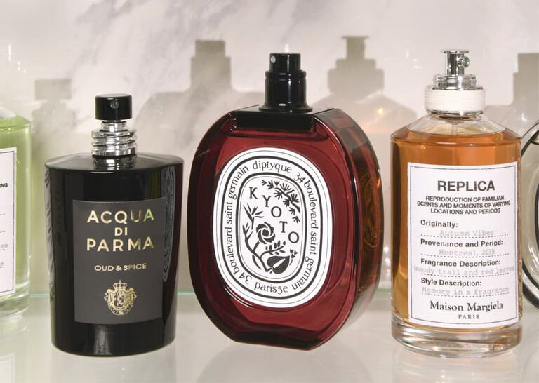 Find Your Winter Fragrance