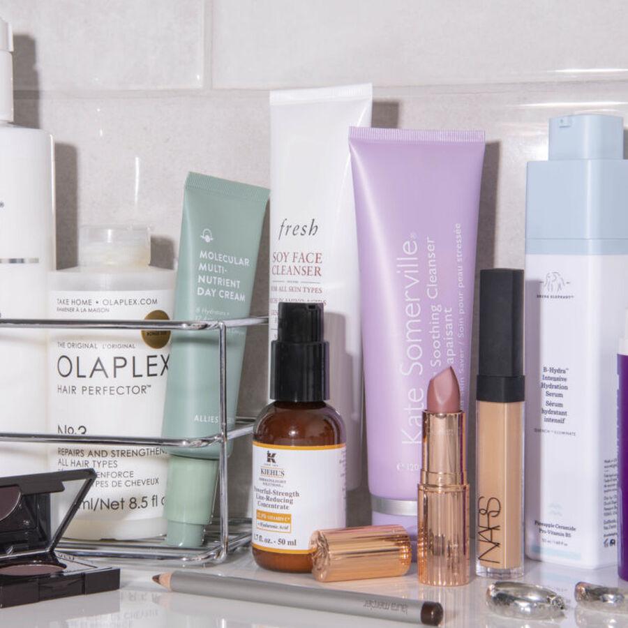Nadine Baggott On Her Ageless Beauty Essentials