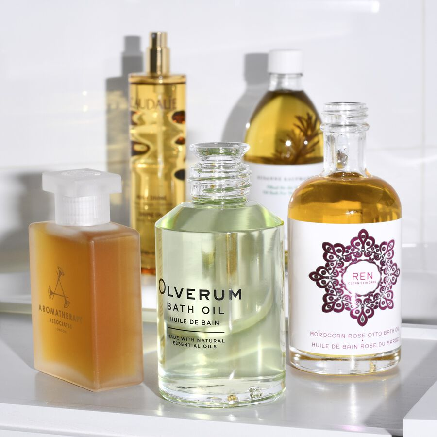 MOST WANTED | Bath Oils That Look As Good As They Smell