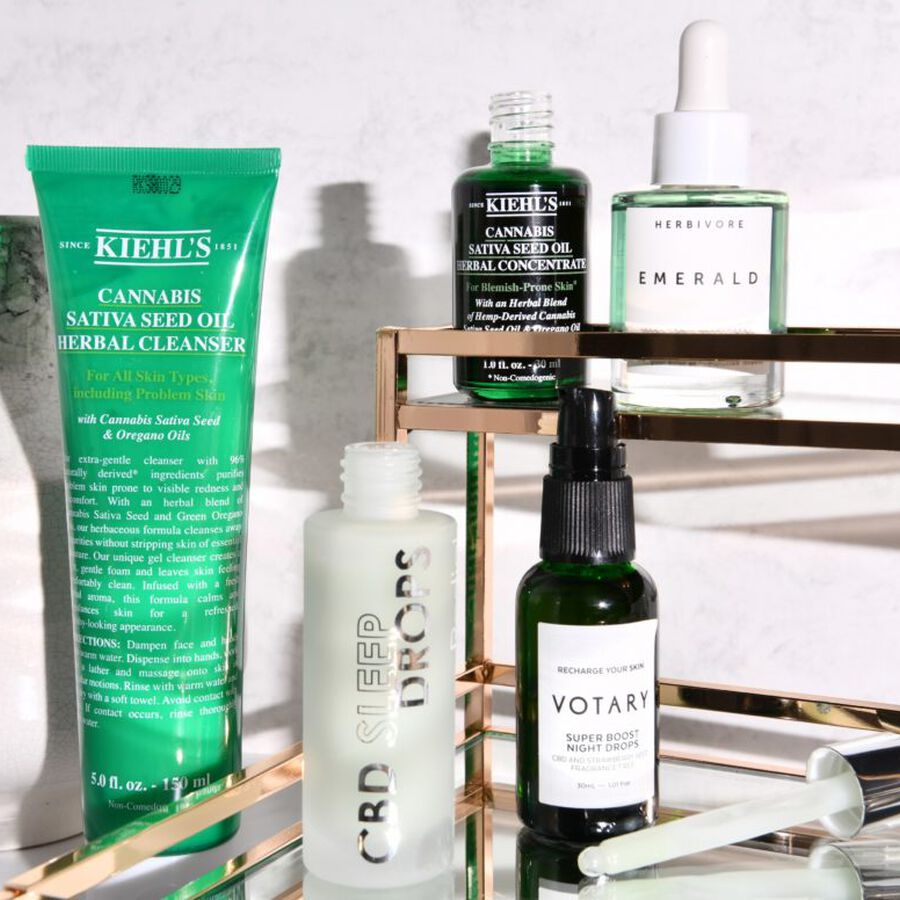 MOST WANTED | CBD Skincare You Can Use Everyday