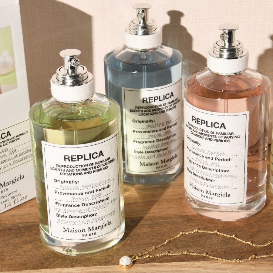 MOST WANTED | What Maison Margiela Replica Fragrances Smell Like
