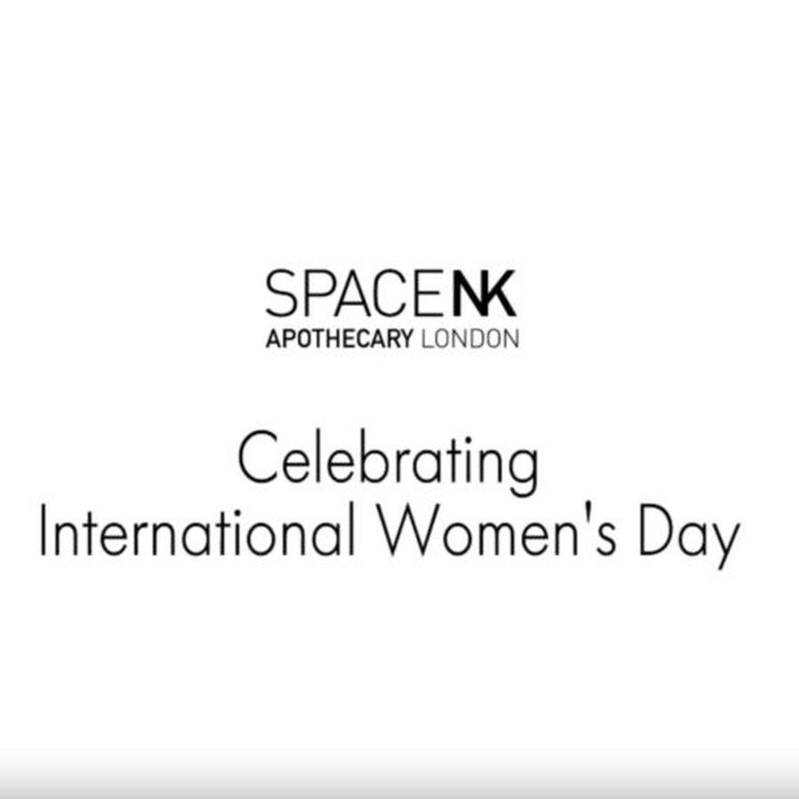 SPACE SCHOOL | Celebrating International Women's Day